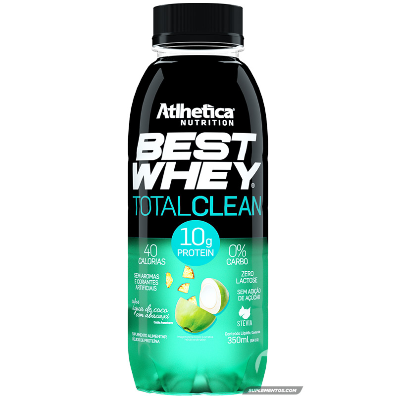 BEST WHEY TOTAL CLEAN - 350ML