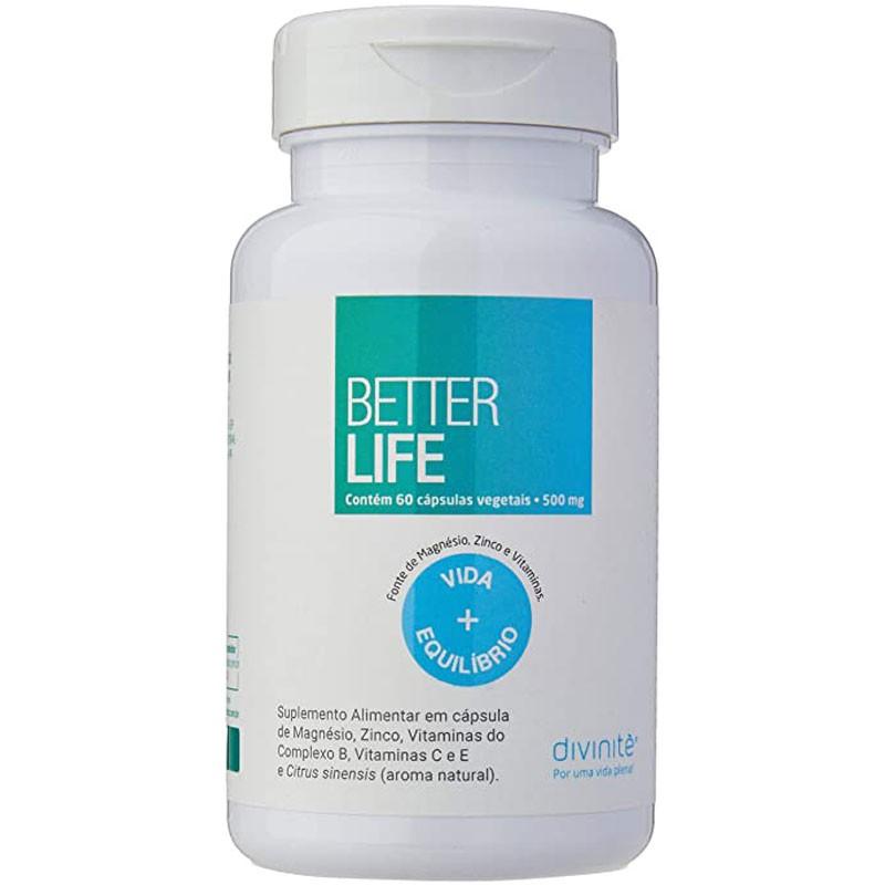 BETTER LIFE - 60 CÁPSULAS