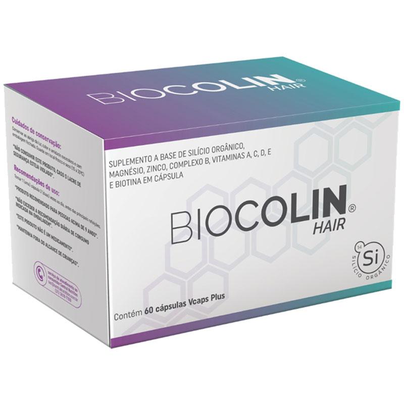 BIOCOLIN HAIR - 60 CÁPSULAS