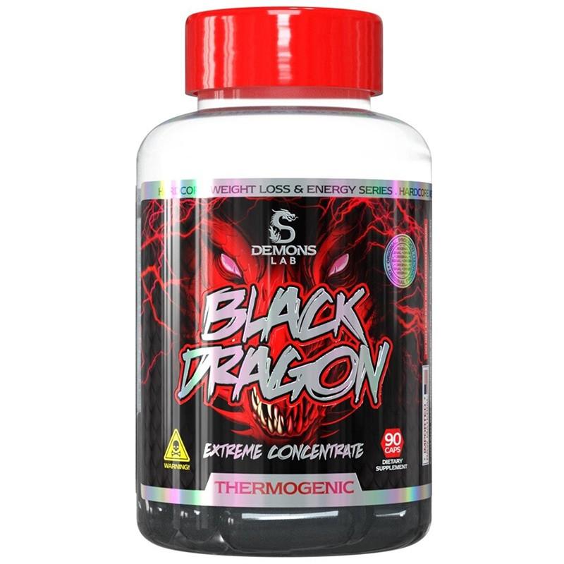 BLACK DRAGON - 90 CÁPSULAS