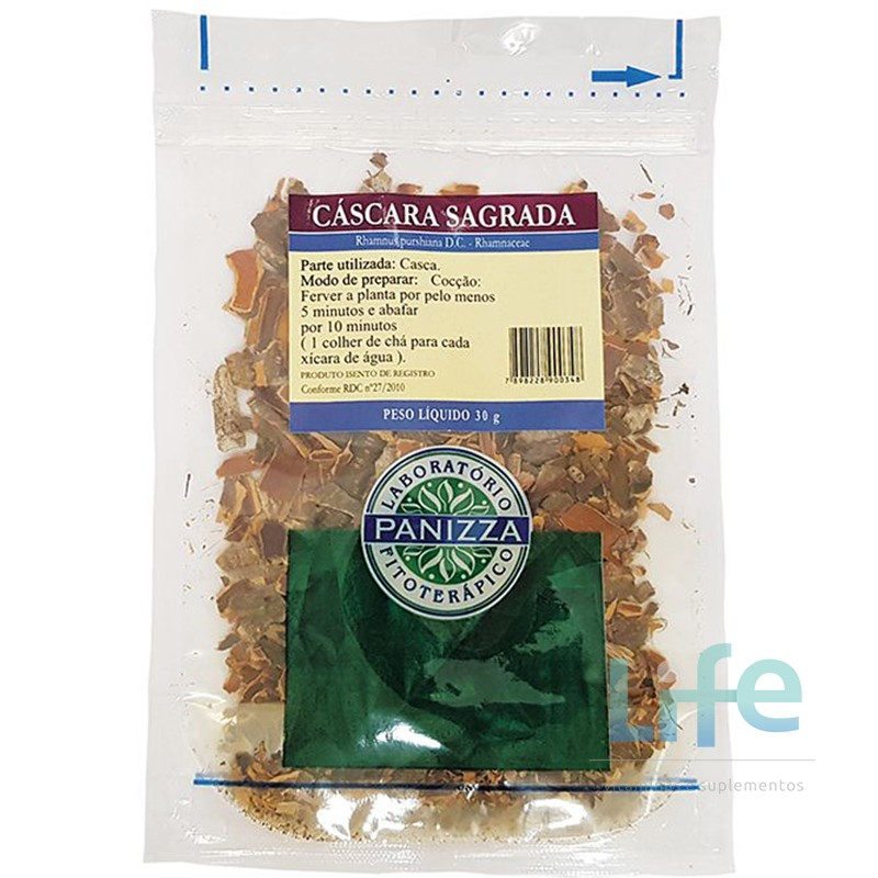 CASCARA SAGRADA - 30G