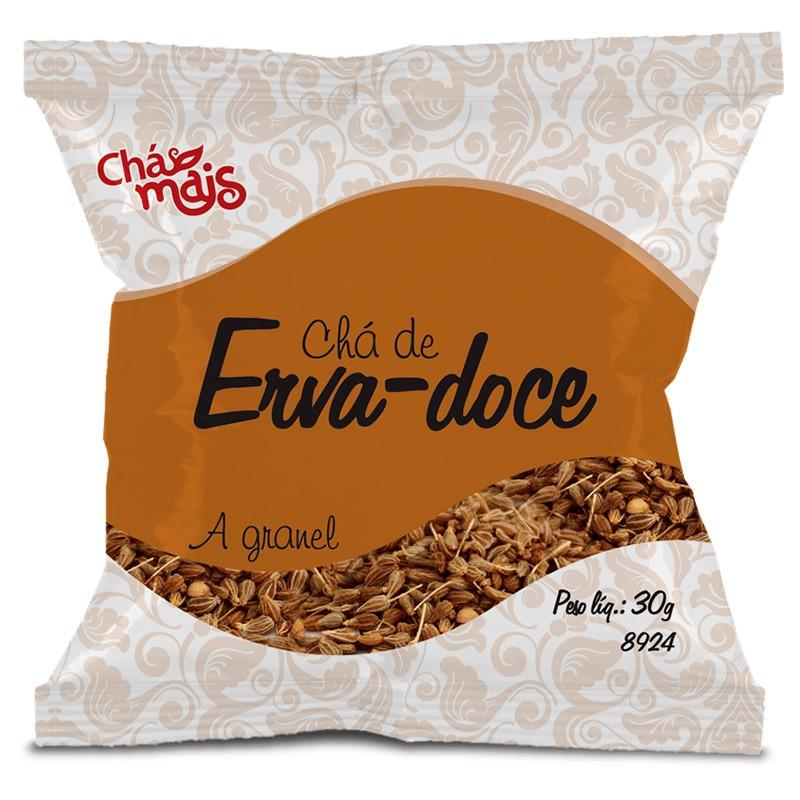 CHÁ DE ERVA DOCE - 30G