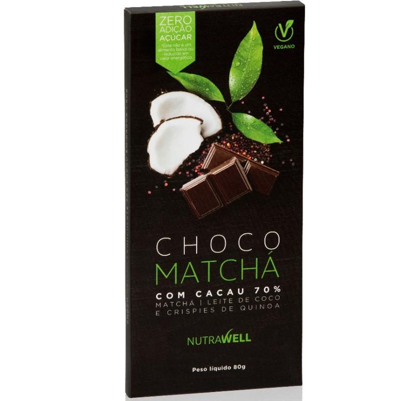 CHOCO MATCHÁ - 70% - 80G
