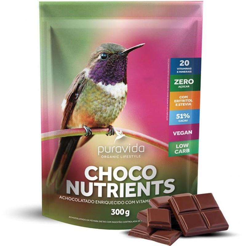 CHOCO NUTRIENTS - 300G