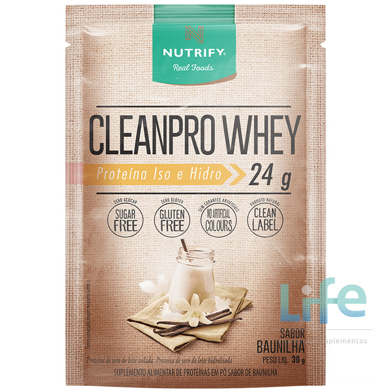 CLEANPRO WHEY - 30G