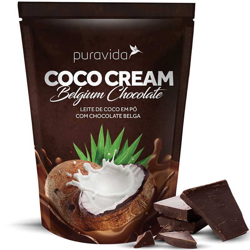 COCO CREAM BELGIAN CHOCOLATE - 250G