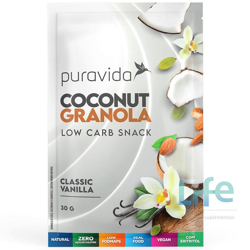 COCONUT GRANOLA - 30G