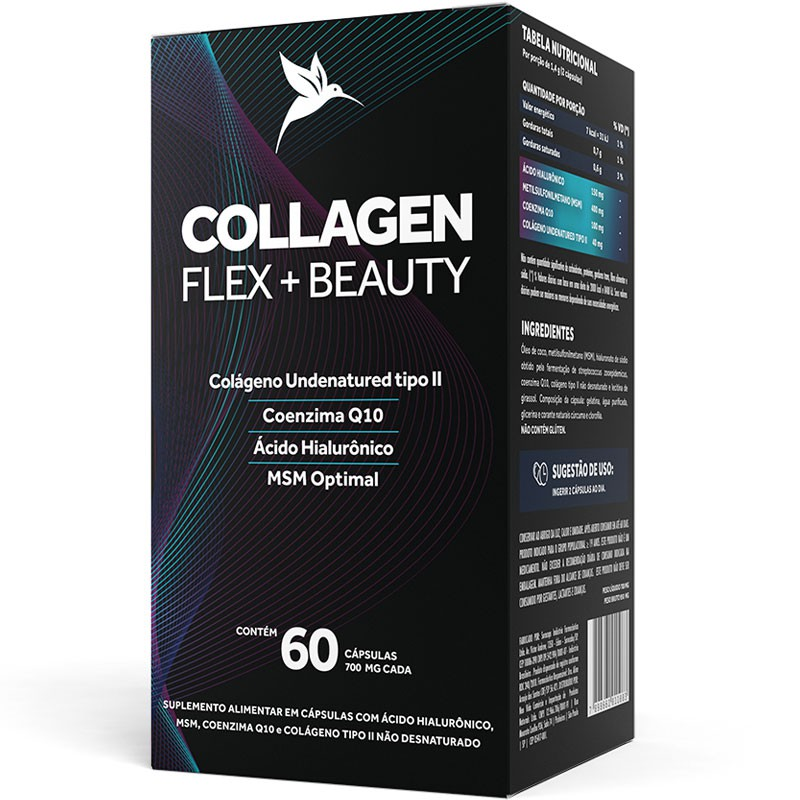 COLLAGEN FLEX + BEAUTY - 60 CÁPSULAS