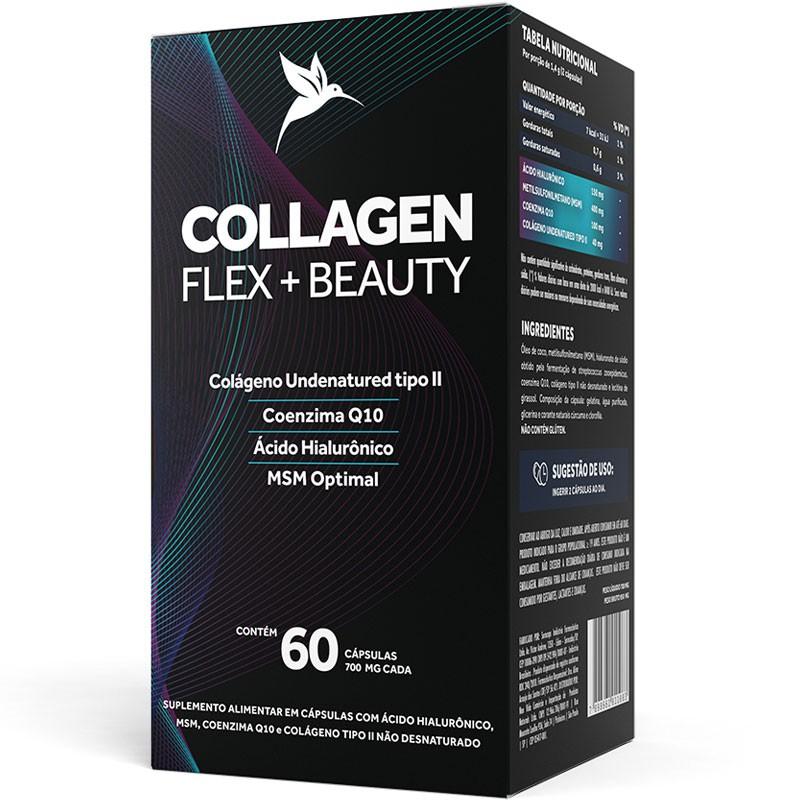 COLLAGEN FLEX + BEAUTY - 60 CÁPSULAS