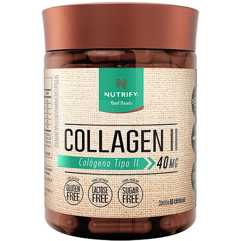 COLLAGEN II 40MG - 60 CÁPSULAS