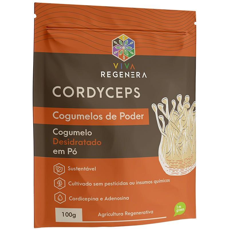 CORDYCEPS COGUMELOS DE PODER - 100G