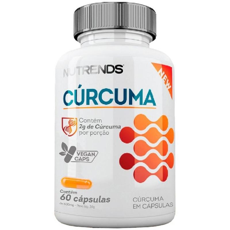 CÚRCUMA - 60 CÁPSULAS