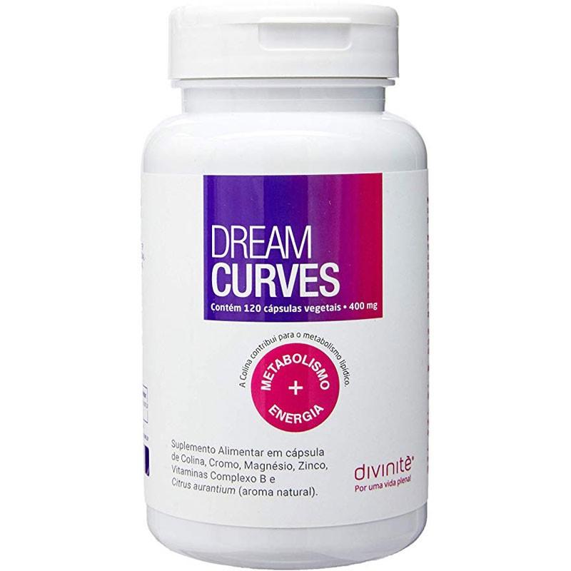 DREAM CURVES - 120 CÁPSULAS