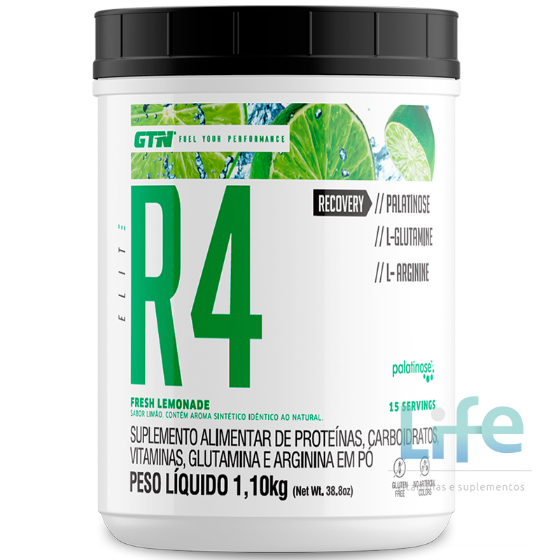 ELITE R4 RECOVERY - 1100G