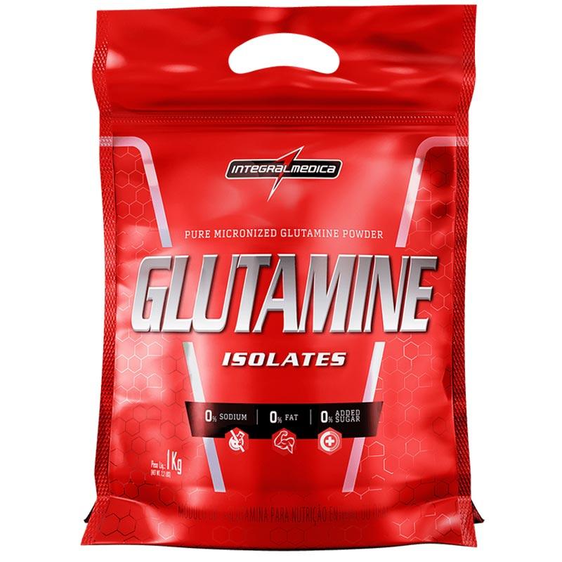 GLUTAMINE ISOLATES - 1KG