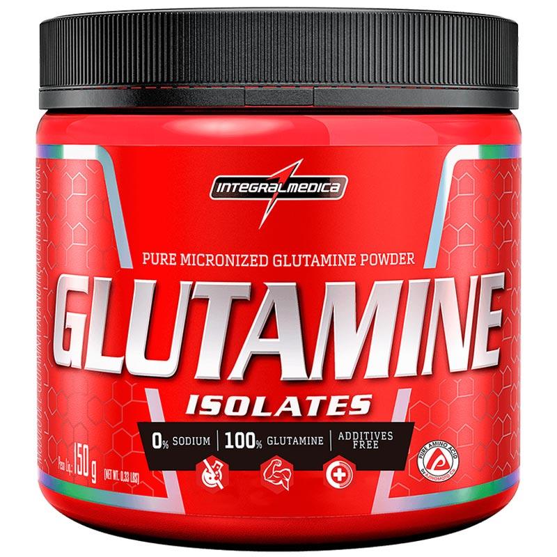 GLUTAMINE ISOLATES - 300G