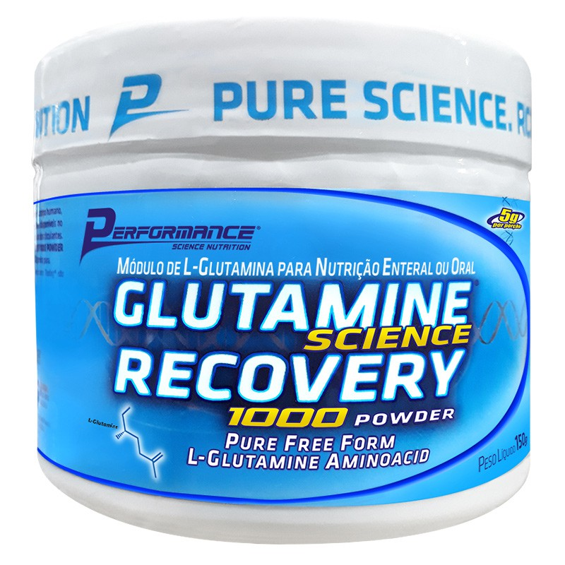 GLUTAMINE SCIENCE RECOVERY - 150G