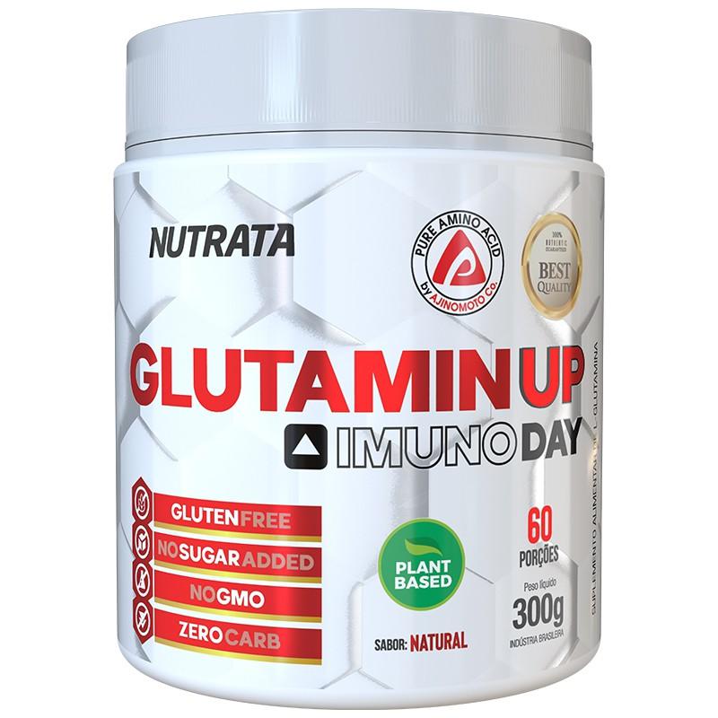 GLUTAMINUP IMUNO DAY - 300G