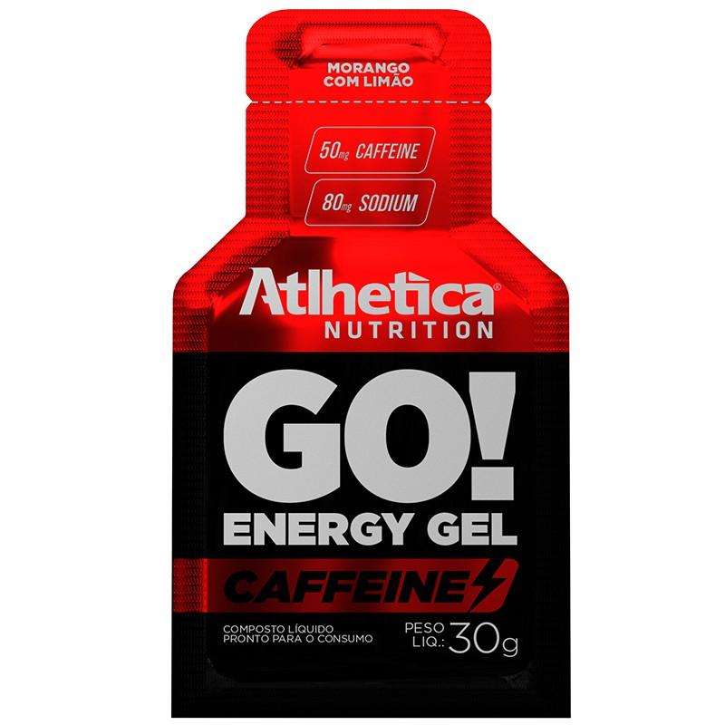 GO ENERGY GEL CAFFEINE - 30G