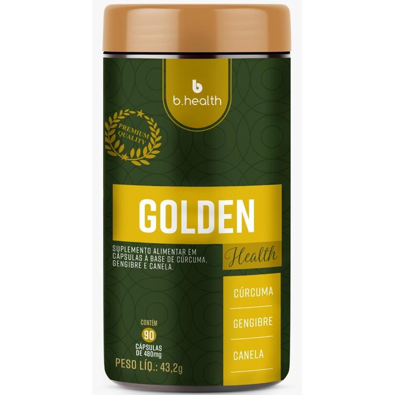 GOLDEN HEALTH - 90 CÁPSULAS