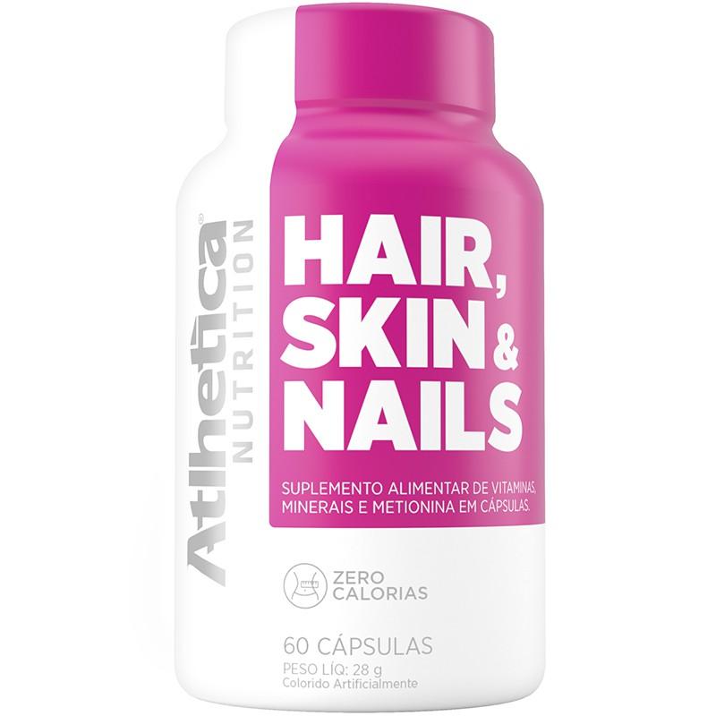 HAIR , SKIN & NAILS - 60 CÁPSULAS