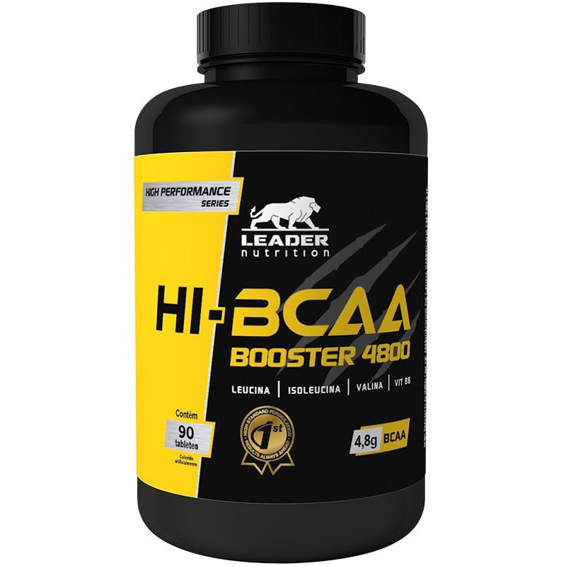 HI-BCAA BOOSTER 4800 - 90 TABLETES