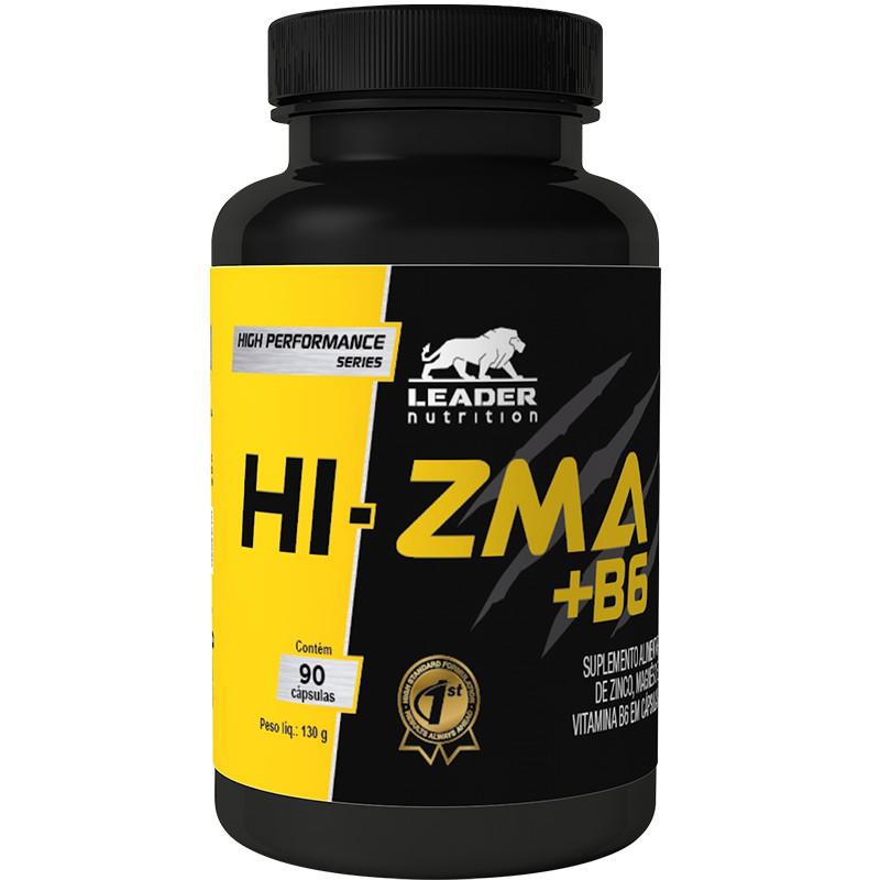 HI-ZMA + B6 - 90 CÁPSULAS