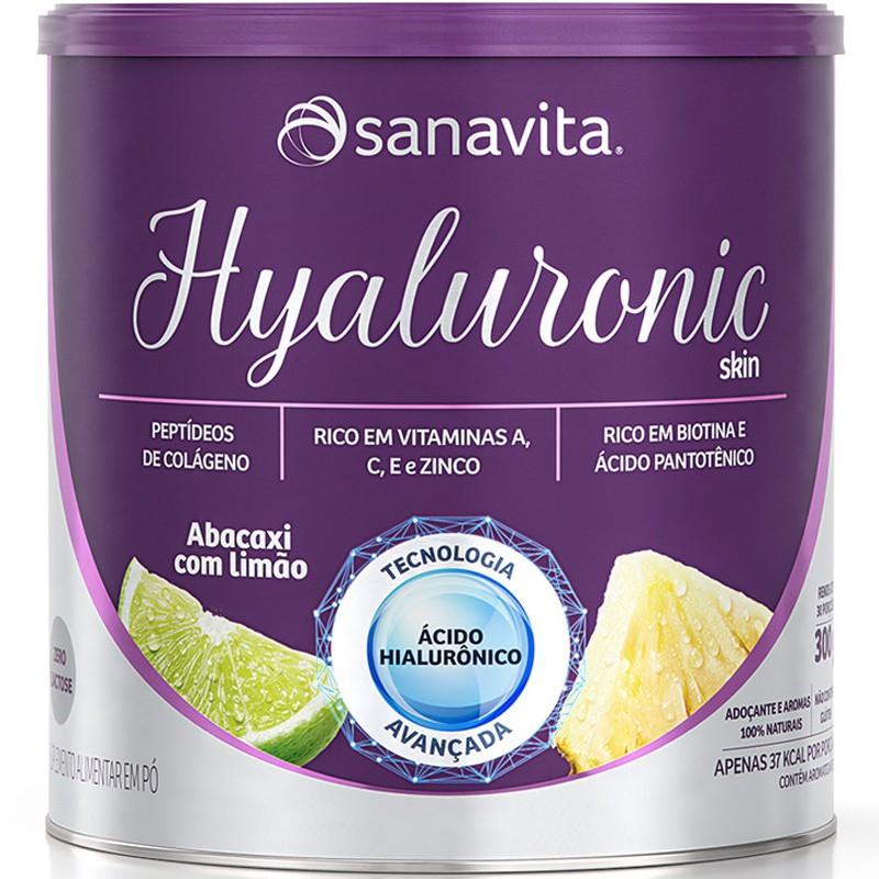 HYALURONIC SKIN - 270G