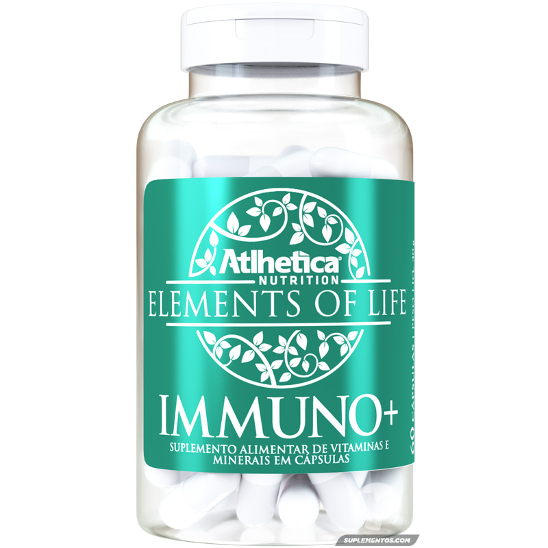 IMMUNO +  - 60 CÁPSULAS