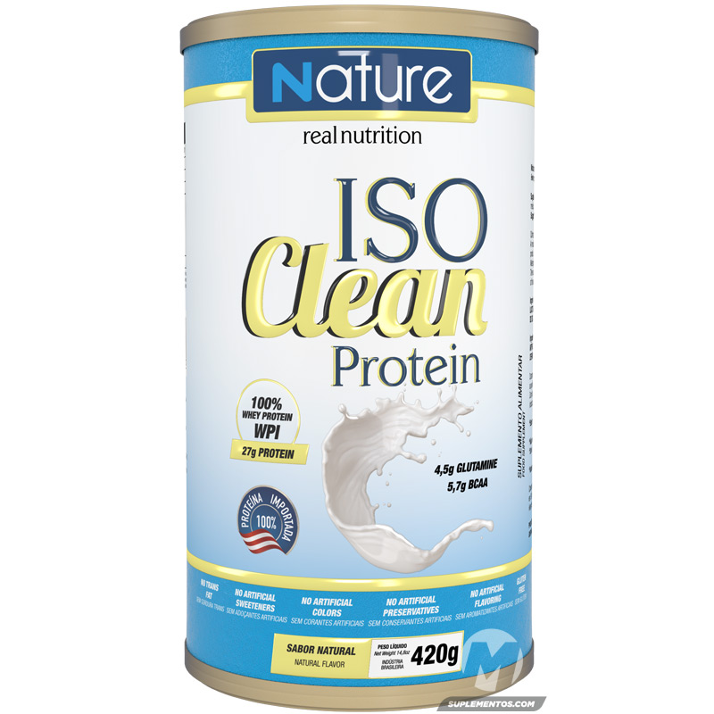 ISO CLEAN PROTEIN - 420G