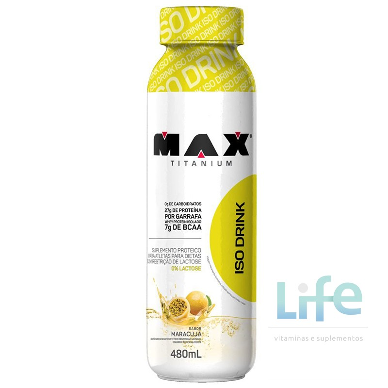 ISO DRINK - 480ML