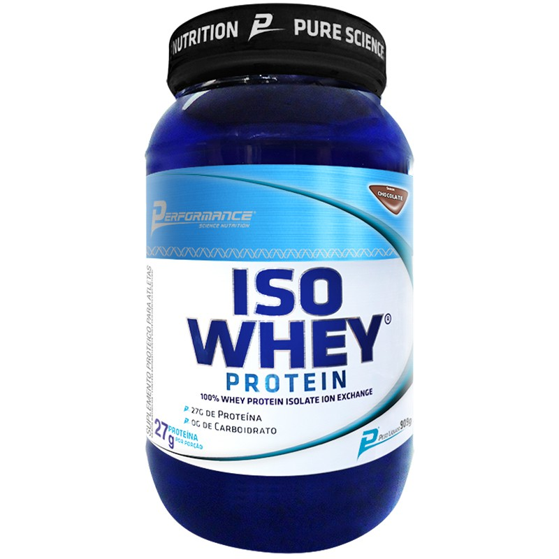 ISO WHEY  PROTEIN - 909G