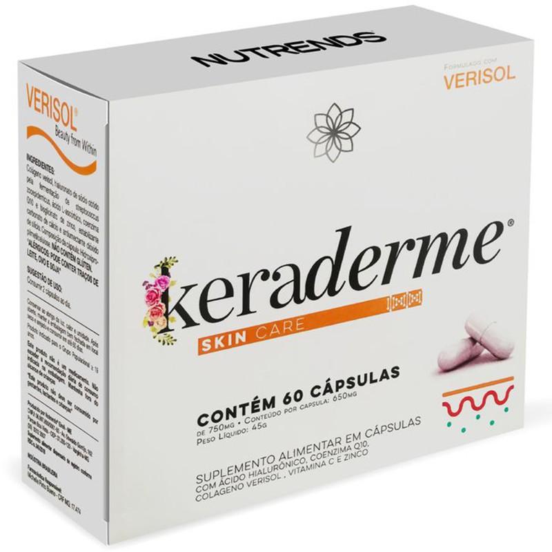 KERADERME - 60 CÁPSULAS