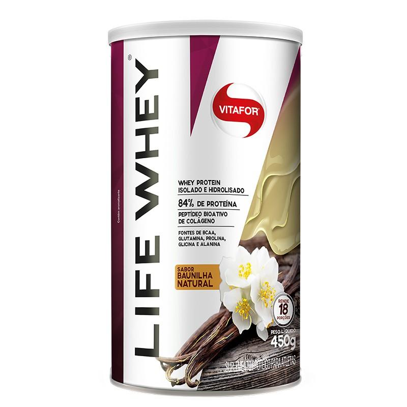 LIFE WHEY - 450G
