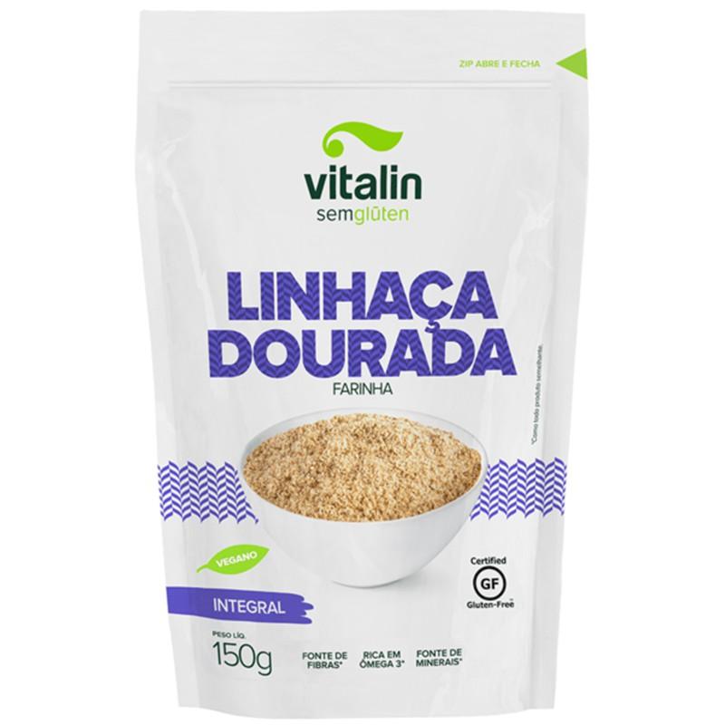 LINHAÇA DOURADA - 150G