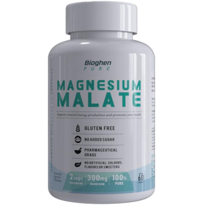MAGNESIUM MALATE - 60 CÁPSULAS