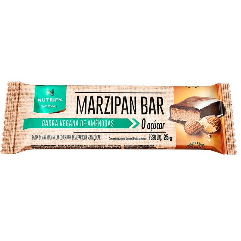 MARZIPAN BAR - 25G