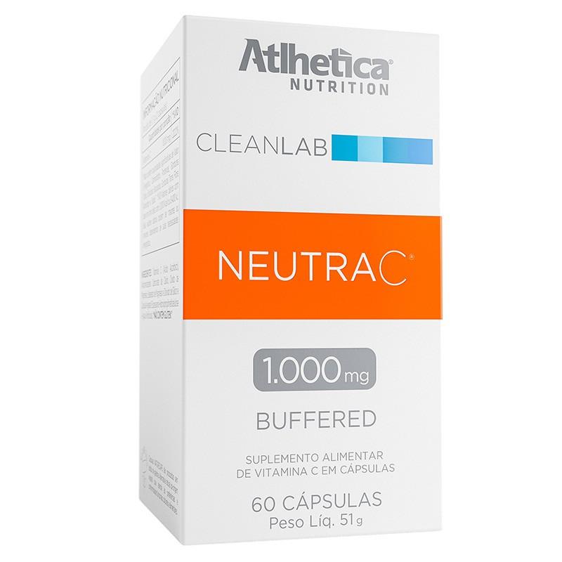 NEUTRA- C BUFFERED 1000MG- 60 CÁPSULAS