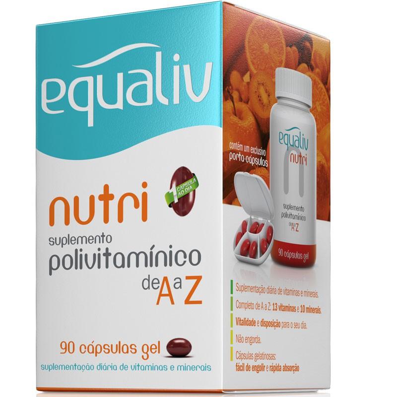 NUTRI - 90 CÁPSULAS