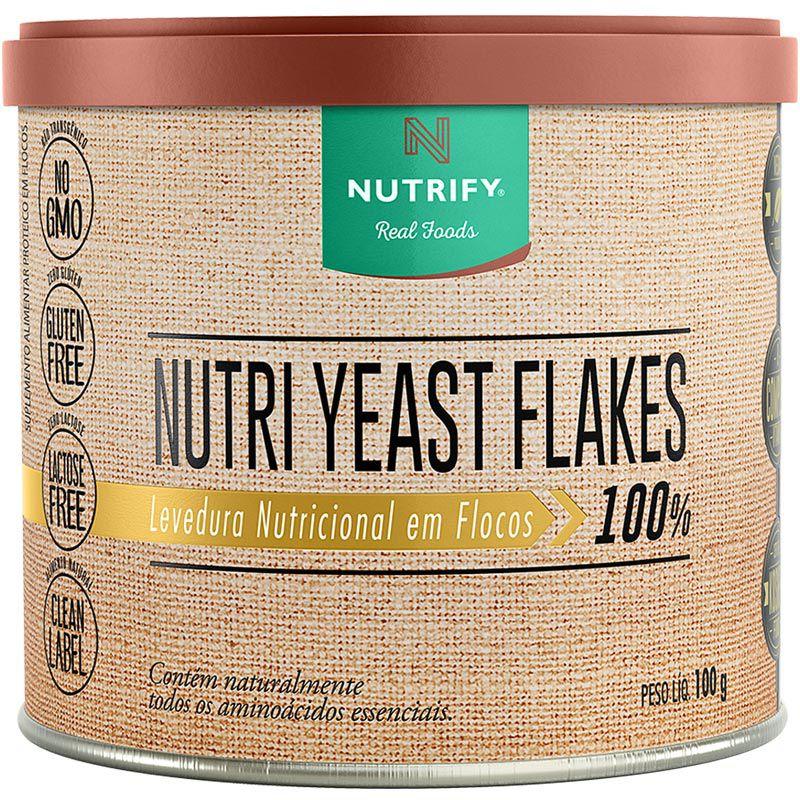 NUTRI YEAST FLAKES - 100G