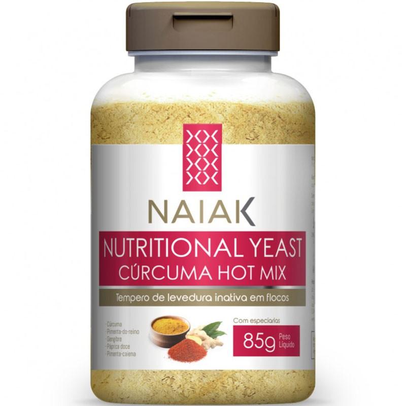 NUTRITIONAL YEAST CÚRCUMA HOT MIX - 85G