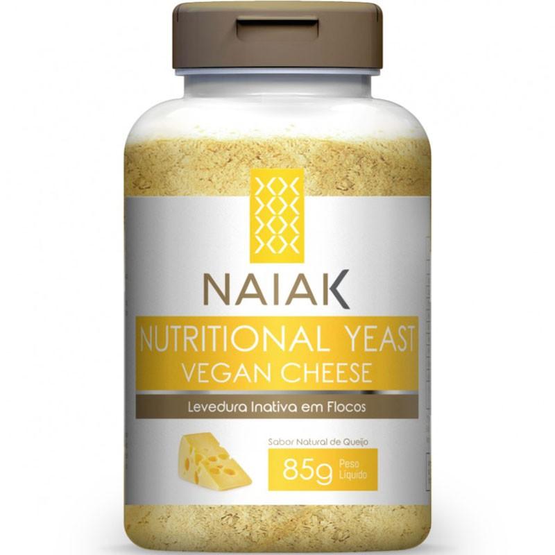 NUTRITIONAL YEAST VEGAN CHEESE - 85G