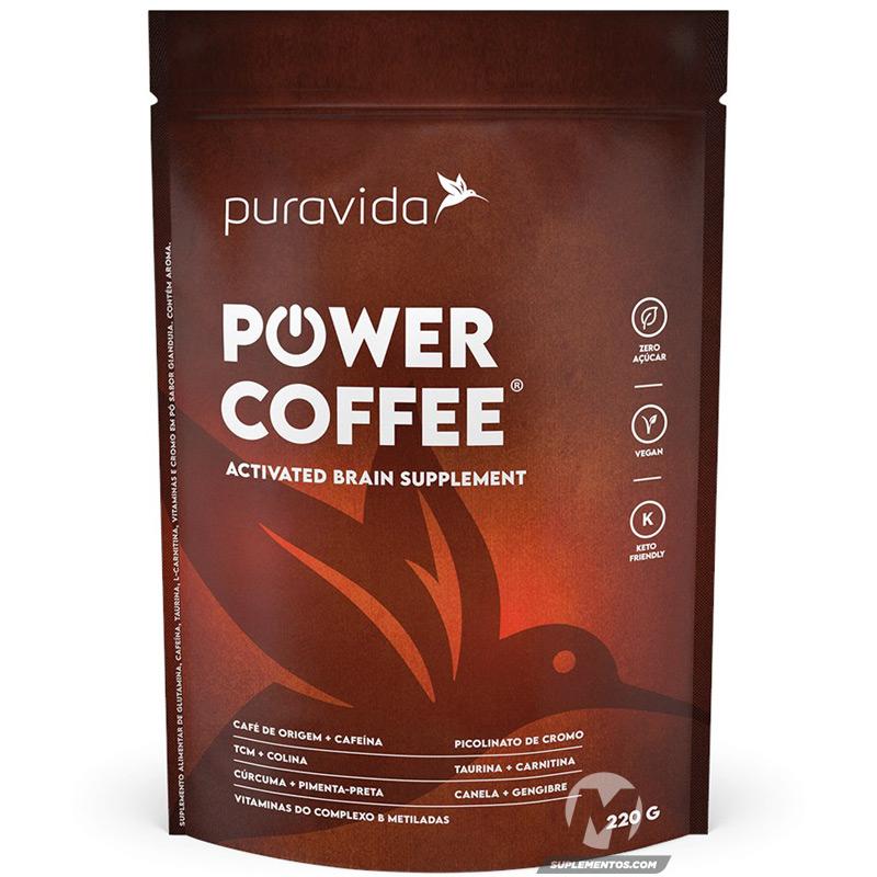 POWER COFFEE - 220G