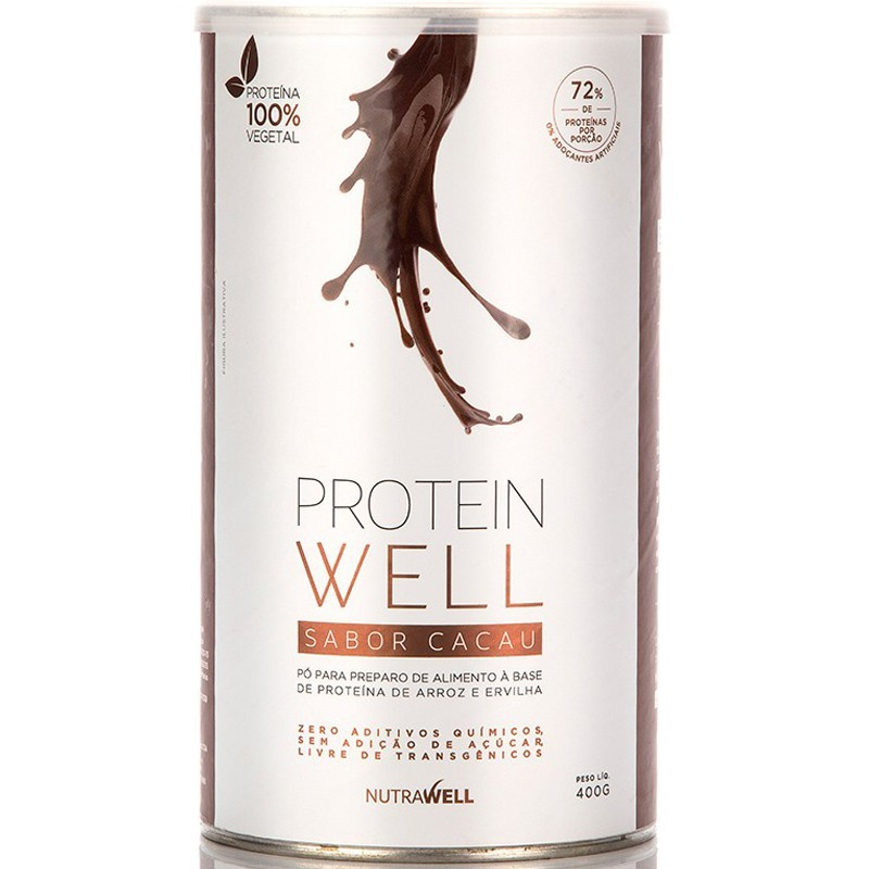 PROTEIN WELL - 400G