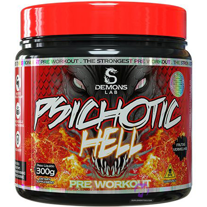 PSICHOTIC HELL - 300G