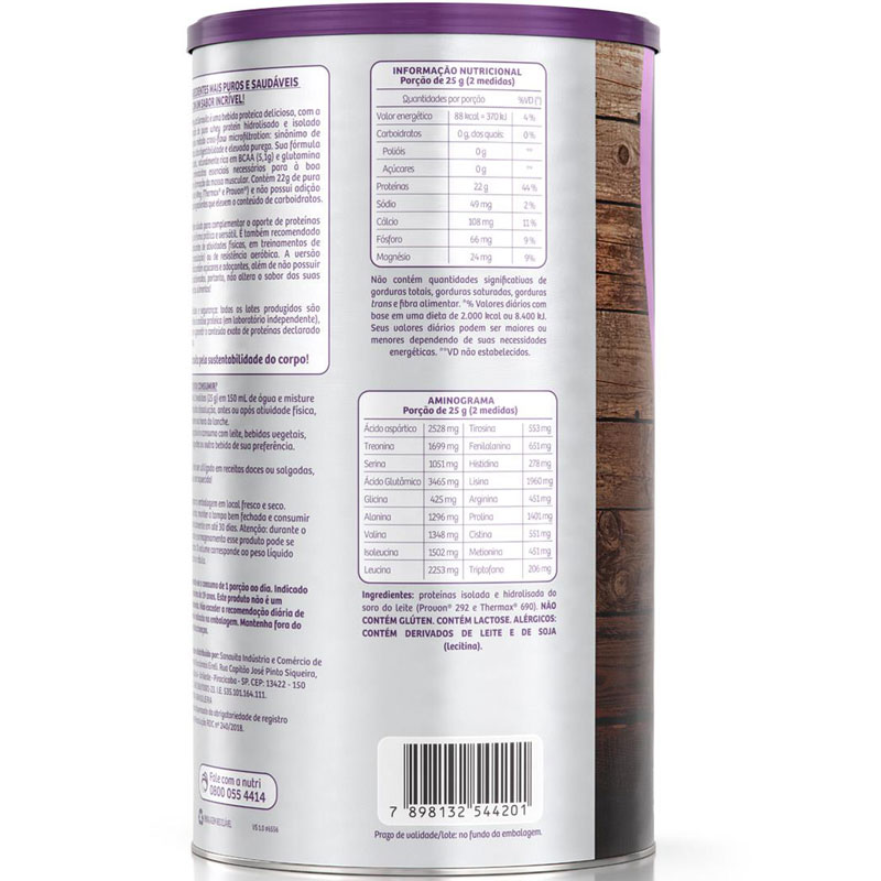 PURE WHEY - 375G