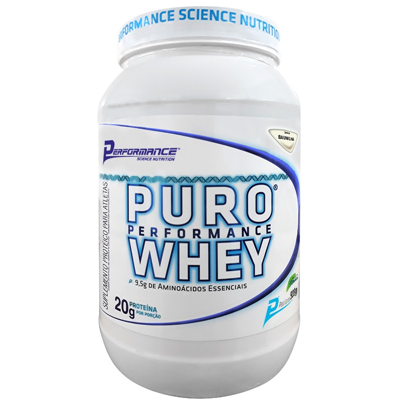 PURO PERFORMANCE WHEY - 909G