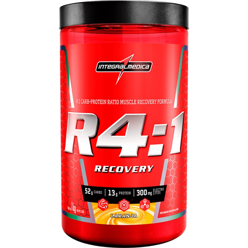 R4:1 RECOVERY POWDER - 1KG