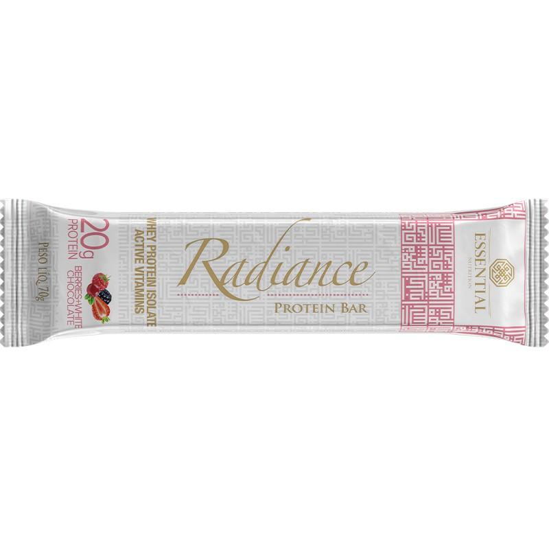 RADIANCE PROTEIN BAR BERRIES + WHITE CHOCOLATE- 70G