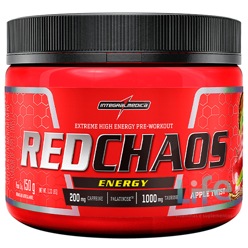 RED CHAOS ENERGY -  150G